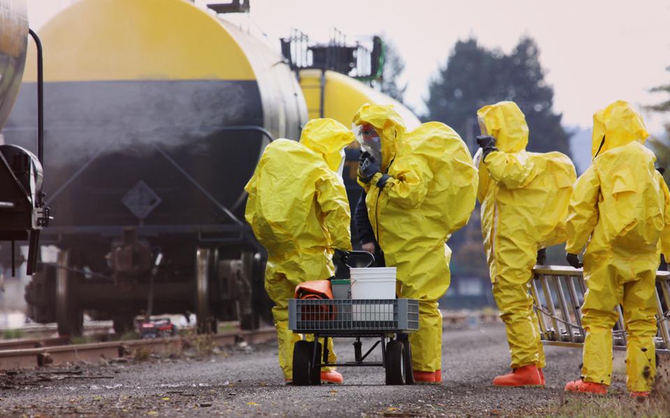 Industrial Hazardous waste